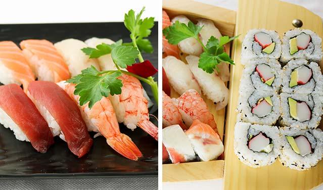 HisYou Ristorante di Sushi Take Away consegna a domicilio - Pesce Crudo