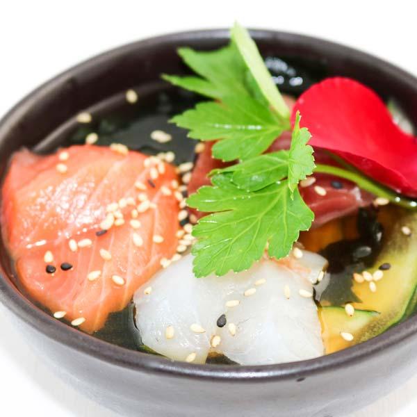hisyou ristorante di sushi take away consegna a domicilio - antipasto kaisen sunomomo