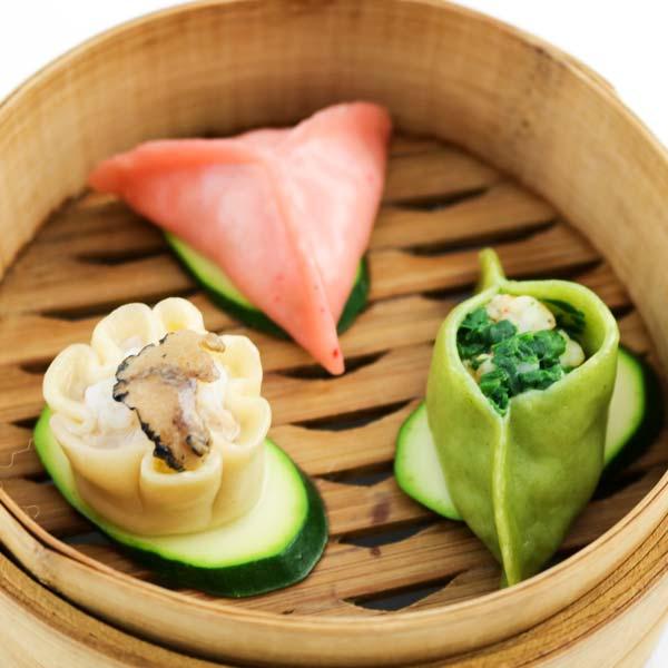 hisyou ristorante di sushi take away consegna a domicilio - antipasto ravioli 3 gusti