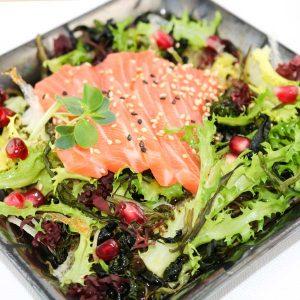 hisyou ristorante di sushi take away consegna a domicilio - antipasto shake ponzu