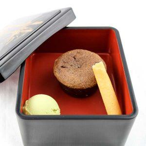 hisyou ristorante di sushi take away consegna a domicilio - dolci tortino al cioccolato