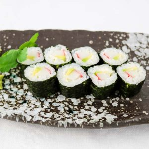 hisyou ristorante di sushi take away consegna a domicilio - maki classici california maki