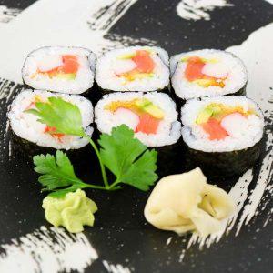 hisyou ristorante di sushi take away consegna a domicilio - maki classici futo maki