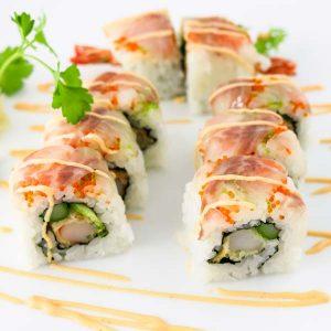 hisyou ristorante di sushi take away consegna a domicilio - maki e sushi speciali maki 07-maki