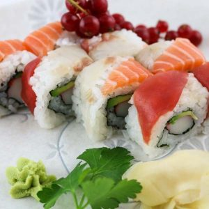 hisyou ristorante di sushi take away consegna a domicilio - maki e sushi specialli california dream