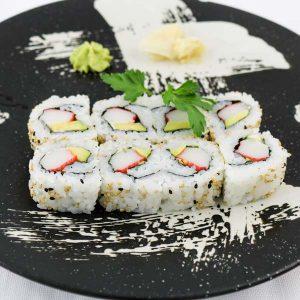 hisyou ristorante di sushi take away consegna a domicilio - maki e sushi specialli california special