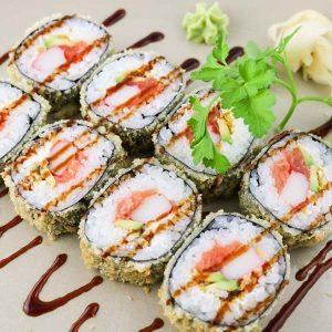 hisyou ristorante di sushi take away consegna a domicilio - maki e sushi specialli hisyou maki