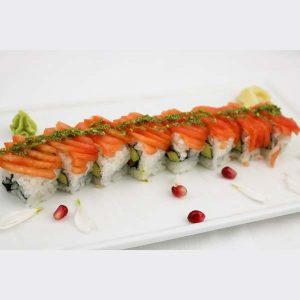 hisyou ristorante di sushi take away consegna a domicilio - maki e sushi roll freschissimo