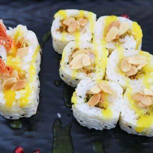 hisyou ristorante di sushi take away consegna a domicilio - maki e sushi snowflake