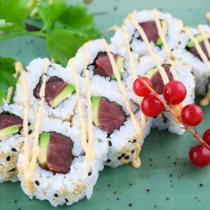 hisyou ristorante di sushi take away consegna a domicilio - maki e sushi speciali spicytuna