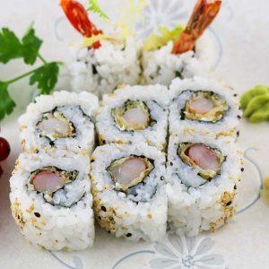 hisyou ristorante di sushi take away consegna a domicilio - maki e sushi speciali tempura uramaki