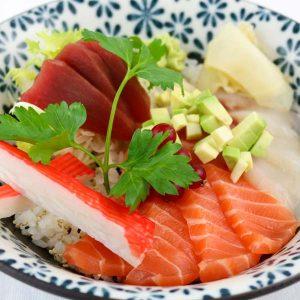 hisyou ristorante di sushi take away consegna a domicilio - primi chirashi