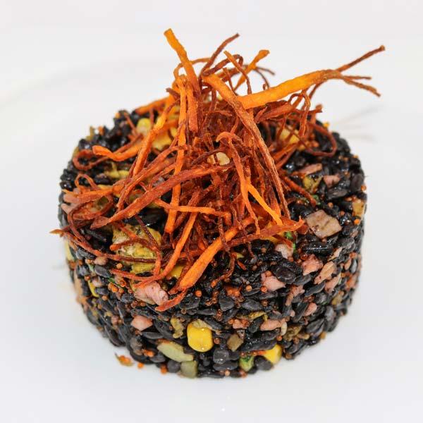 hisyou ristorante di sushi take away consegna a domicilio - primi riso noir