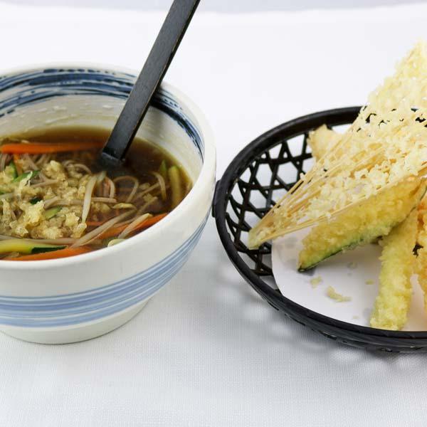 hisyou ristorante di sushi take away consegna a domicilio - primi tempuro soba