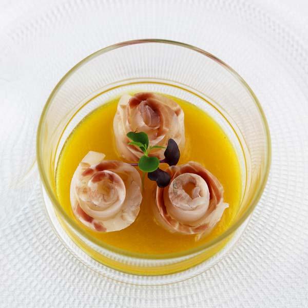 hisyou ristorante di sushi take away consegna a domicilio - sashimi branzino fume