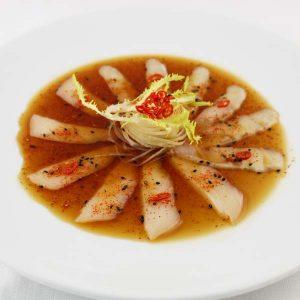 hisyou ristorante di sushi take away consegna a domicilio - sashimi spicy sashimi