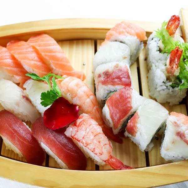 hisyou ristorante di sushi take away consegna a domicilio - sushi e sashimi barca lovers