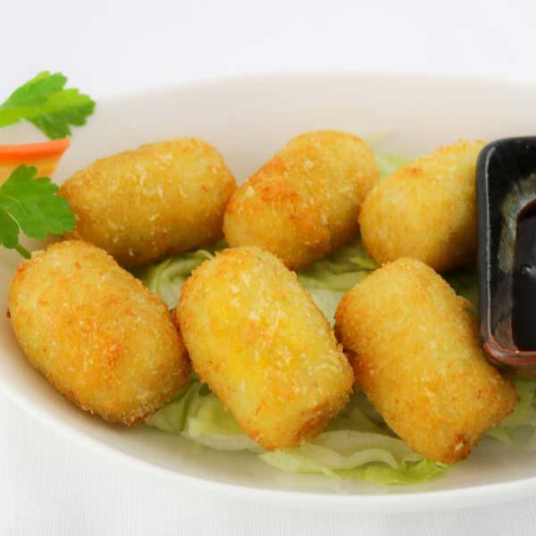 hisyou ristorante di sushi take away consegna a domicilio - tempura mini korroke