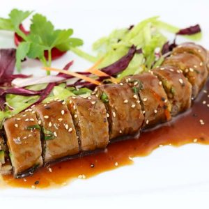 Teppanyaki (alla piastra)