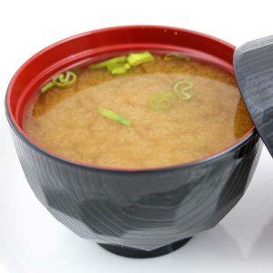hisyou ristorante di sushi take away consegna a domicilio - zuppa di miso